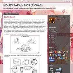 INGLES PARA NIÑOS (FICHAS)