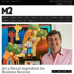 Art a Secret Ingredient for Business Success