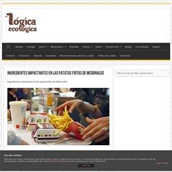 Ingredientes impactantes en las patatas fritas de McDonalds