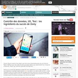 Contrôle des données, UX, Test : les ingrédients du succès de Zenly
