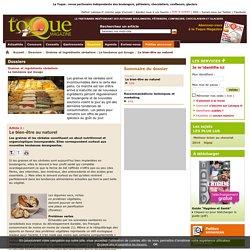 Le bien-être au naturel - Graines et ingrédients céréaliers : La tendance qui bouge - Dossiers - La Toque Magazine