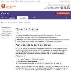 Cure de Breuss: principe et ingrédients - ComprendreChoisir