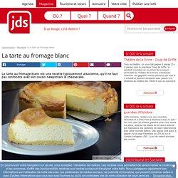 Recette de la tarte au fromage blanc d'Alsace : ingrédients, temps, étapes de...