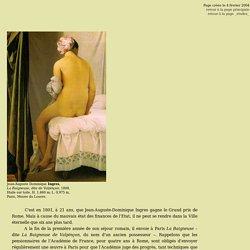 Ingres - Baigneuse de Valpinçon