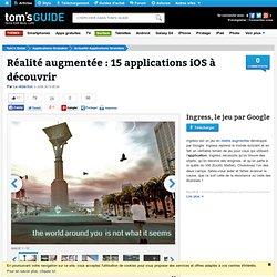 Réalité augmentée : 15 applications à découvrir