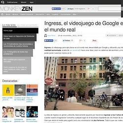Ingress, el videojuego de Google en el mundo real