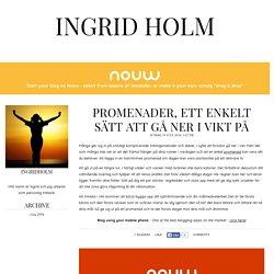 Ingrid Holm