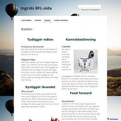 Ingrids BFL-sida