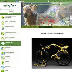 INgSOC - bicicleta dintr-o altă lume - www.ecology.md