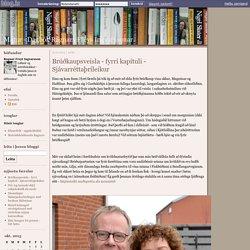 Matur - Dagbók Ragnars Freys Ingvarssonar - ragnarfreyr.blog.is