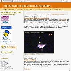 Iniciando en las Ciencias Sociales: Grecia