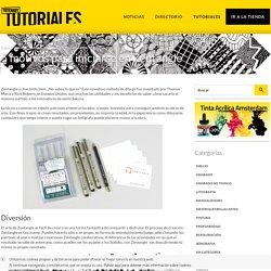 5 motivos para iniciarse en Zentangle - Tutoriales arte de Totenart