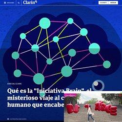 """""""Iniciativa BRAIN"""": el misterioso viaje al cerebro humano que encabeza EE.UU. - Clarín"""