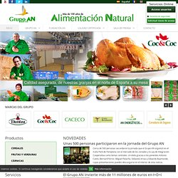 GRUPO AN - ALIMENTACION NATURAL