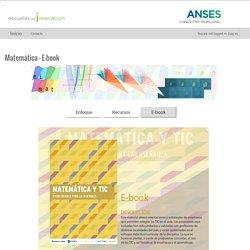 Inicio: Matemática - E-book
