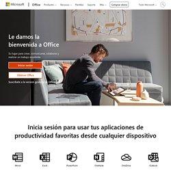 Inicio de sesión de Office 365