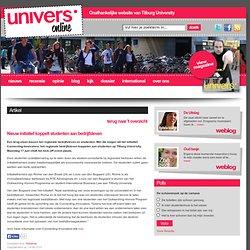 Univers: Nieuw initiatief koppelt studenten aan bedrijfsleven