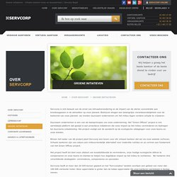 Groene initiatieven - Virtuele kantoren huren en duurzaamheid