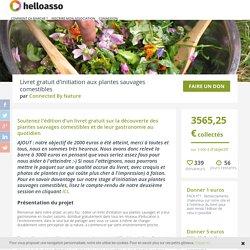 Livret gratuit d'initiation aux plantes sauvages comestibles