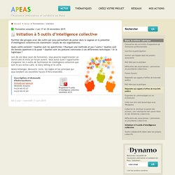 Initiation à 5 outils d'intelligence collective