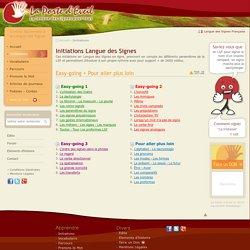 Initiation LSF - Langue des Signes Française