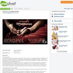 Initiation à la MEDITATION Jette - 1090