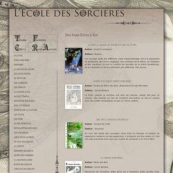 Livres initiatiques de magie et de sorcellerie