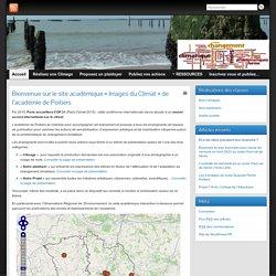 Images du climat » Une initiative artistique, citoyenne et culturelle de l'académie de Poitiers