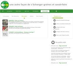 Graines de Troc, une initiative pour la biodiversité