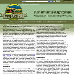 The WV Farm2u Collaborative