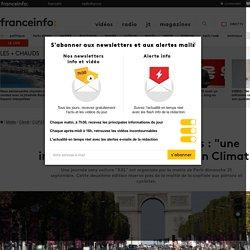 """Journée sans voiture à Paris : """"une initiative intéressante"""" (Action Climat)"""