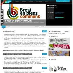Brest en biens communs : quelques dizaines d'initiatives pour faire connaître localement et élargir les biens communs numériques