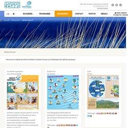 Initiatives Océanes 2015 - Matériel éducatif