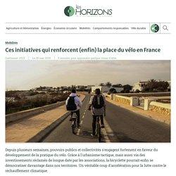 Ces initiatives qui renforcent (enfin) la place du vélo en France