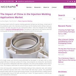 The Impact of China in the Injection Molding Applications Market