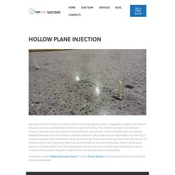 Hollow Plane Injection