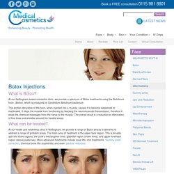 Botox Injections Nottingham