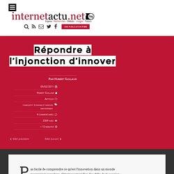 Répondre à l'injonction d'innover