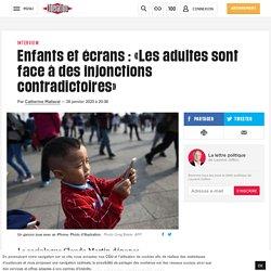 Enfants et écrans: «Les adultes sont face à des injonctions contradictoires»