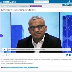 Eric-Jean Garcia, Sciences-Po Paris - Surmonter les injonctions paradoxales
