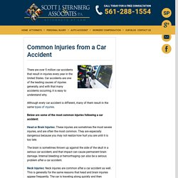 Auto Accident Lawyer in West Palm Beach
