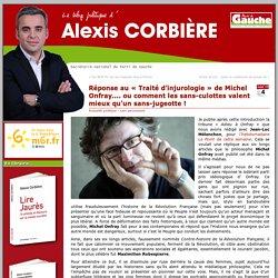 Réponse au « Traité d'injurologie » de Michel Onfray