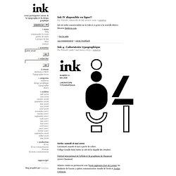 ink /blog