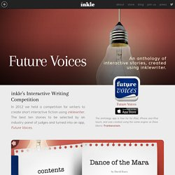 inkle - Future Voices