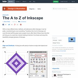 The A to Z of Inkscape