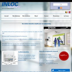 Inloc International - Promotions