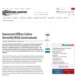 Inmarsat Offers Cyber Security Risk Assessment