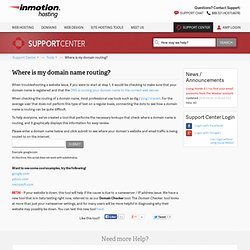 InMotion Hosting Support - InMotion Hosting