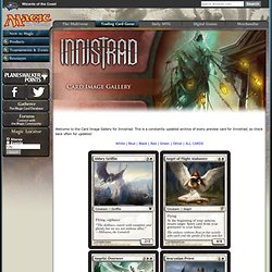 Innistrad Card Image Gallery