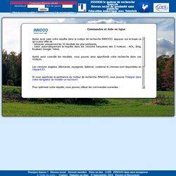 INNOOO - Commandes et Aide en ligne